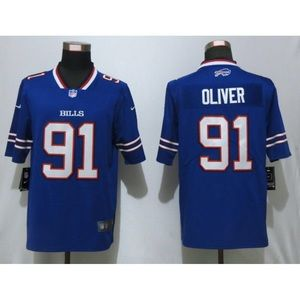 Other - Buffalo Bills Ed Oliver Jersey